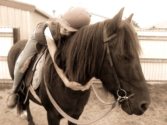 Benefits of therapeutic riding