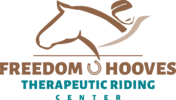 Freedom Hooves logo